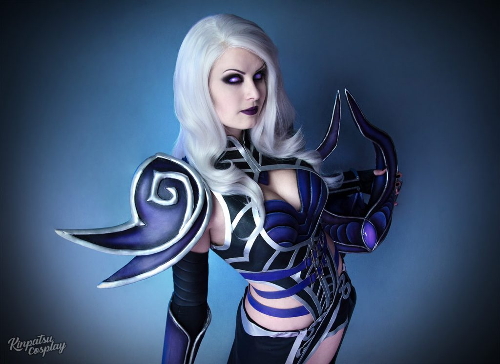 Syndra Cosplay