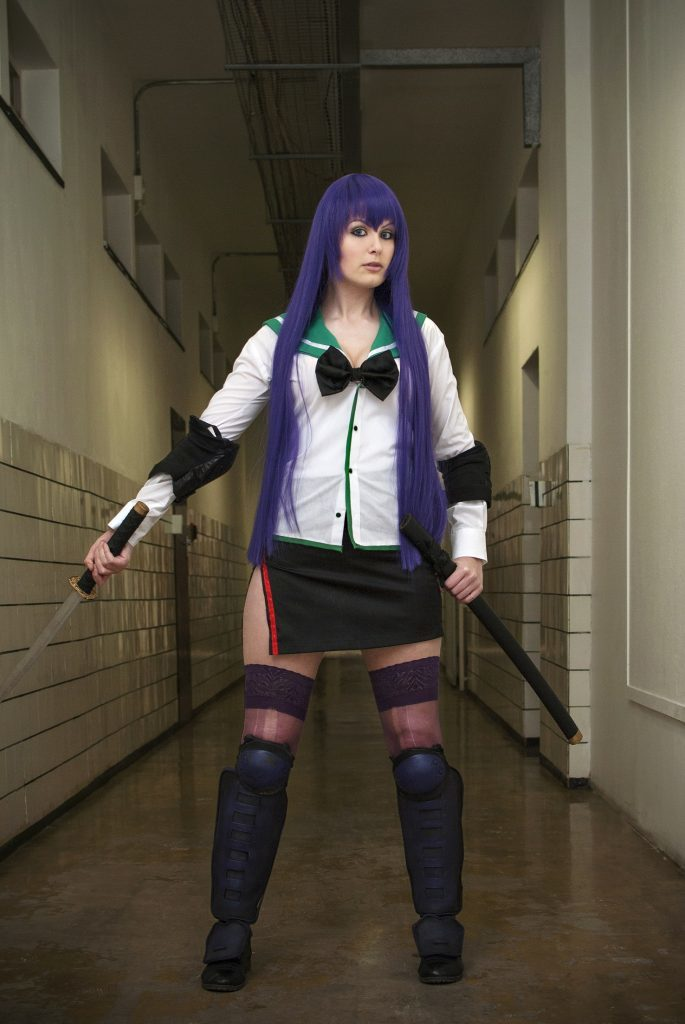 Saeko Busujima Cosplay 3