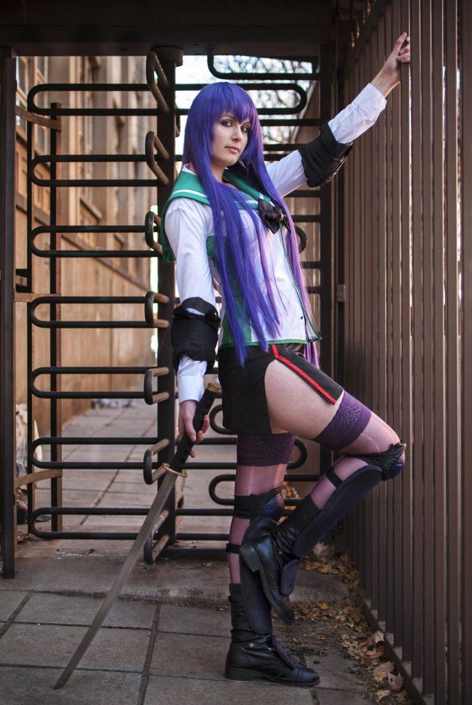Saeko Busujima Cosplay 6