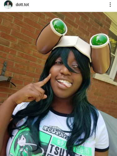 Froppy + Toga Cosplay Tutorial Pack (PDF) photo review