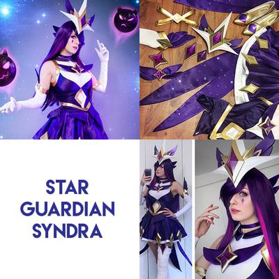 Syndra | kinpatsu cosplay.