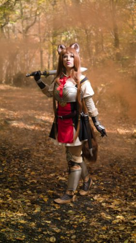 Raphtalia Cosplay Tutorial (PDF) photo review