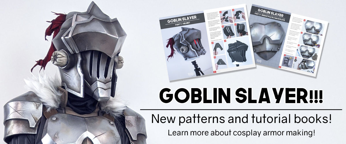 Get the Goblin Slayer Tutorial and Patterns here!